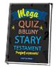 Mega quiz biblijny. Stary Testament - okładka książki