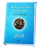 Kalendarz 2019. Rok ze Świętą Hildegardą - okładka książki