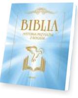 Biblia. Historia przyjaźni z Bogiem - okładka książki