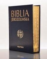 Biblia Jerozolimska-ekoprawa, peginatory, złocenia