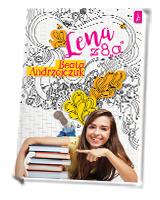 Lena. 2. Lena z 8 a - okładka książki