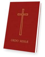 Ordo Missae - stałe części mszy św.