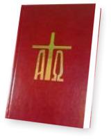 Lekcjonarz mszalny. Tom 4 (B5) - okładka książki