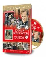 Kapłan poniżonych (Książka + DVD). Kolekcja Ludzie Boga