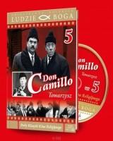 Ludzie Boga. Don Camillo Towarzysz - film DVD