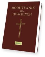 Modlitewnik dla dorosłych (średni - okładka książki