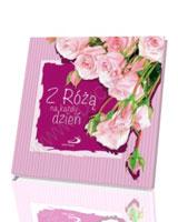 Z Różą na każdy dzień - okładka książki