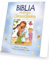 Biblia małego chrześcijanina (niebieska)