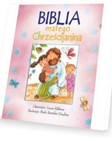 Biblia małego chrześcijanina różowa