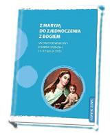 Z Maryją do zjednoczenia z Bogiem - okładka książki
