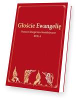 Głoście Ewangelię. Rok A - okładka książki