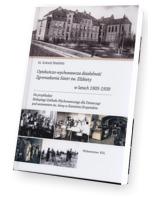 Opiekuńczo-wychowawcza działalność Zgromadzenia Sióstr św. Elżbiety w latach 1905-1939