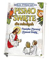 Pismo święte dla młodych - wersja komunijna