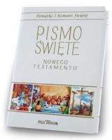Pismo Święte - NT małe (komunia, komiks)