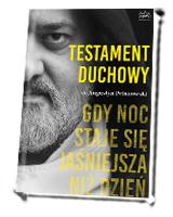 Testament duchowy - książka spakowana na prezent