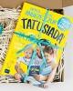 Tatusiada - książka spakowana na - okładka książki