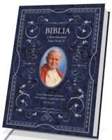 Biblia z komentarzami Jana Pawła II [srebrna]