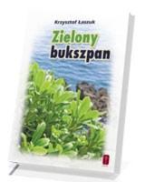 Zielony bukszpan - okładka książki