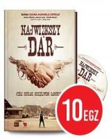 Największy Dar (książeczka + film DVD) - PAKIET 10 egz.