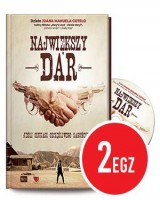 Największy Dar (książeczka + film DVD) - PAKIET 2 egz.