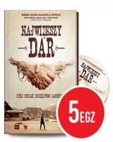 Największy Dar (książeczka + film DVD) - PAKIET 5 egz