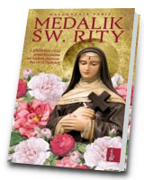 Medalik św Rity