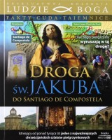 Droga św. Jakuba do Santiago de Compostella (DVD)