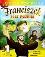 Franciszek. Brat płomień 1 (DVD)