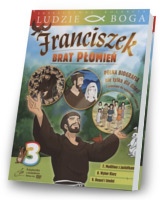 Franciszek. Brat Płomień 3 (DVD) - okładka filmu