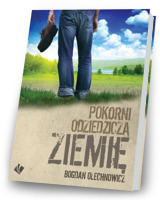 Pokorni odziedziczą ziemię - okładka książki