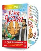 W imię Jezusa (5 x DVD)