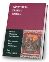 Pontyfikał Erazma Ciołka