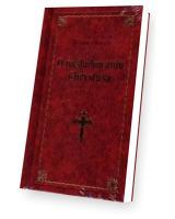 O naśladowaniu Chrystusa (bordowa)