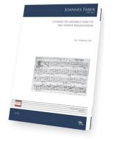 Litaniae de omnibus Sanctis - okładka książki