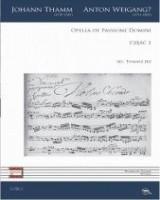 Opella de Passione Domini cz.1