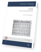 Vesperae. Liturgia. Concerti quatuor - okładka książki