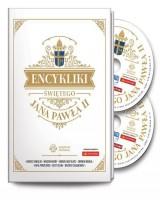 Encykliki św Jana Pawła II (książka z płytami CD)