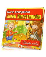 Stefek Burczymucha. Wiersze polskie
