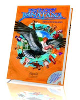 Przygody Jonatana (+ CD) - okładka książki