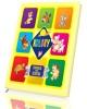 Kolory. Edukacja małego dziecka - okładka książki