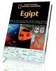 Egipt. Przewodnik National Geographic - okładka książki
