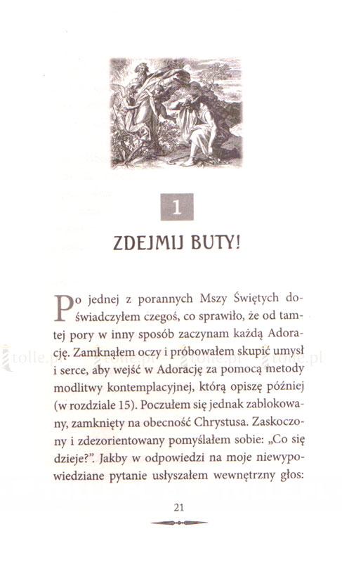 21 sposobów modlitewnego uwielbienia. Przewodnik o Adoracji Eucharystycznej - Klub Książki Tolle.pl