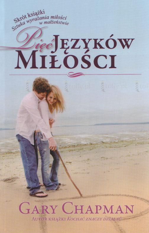 Pięć języków miłości - Klub Książki Tolle.pl