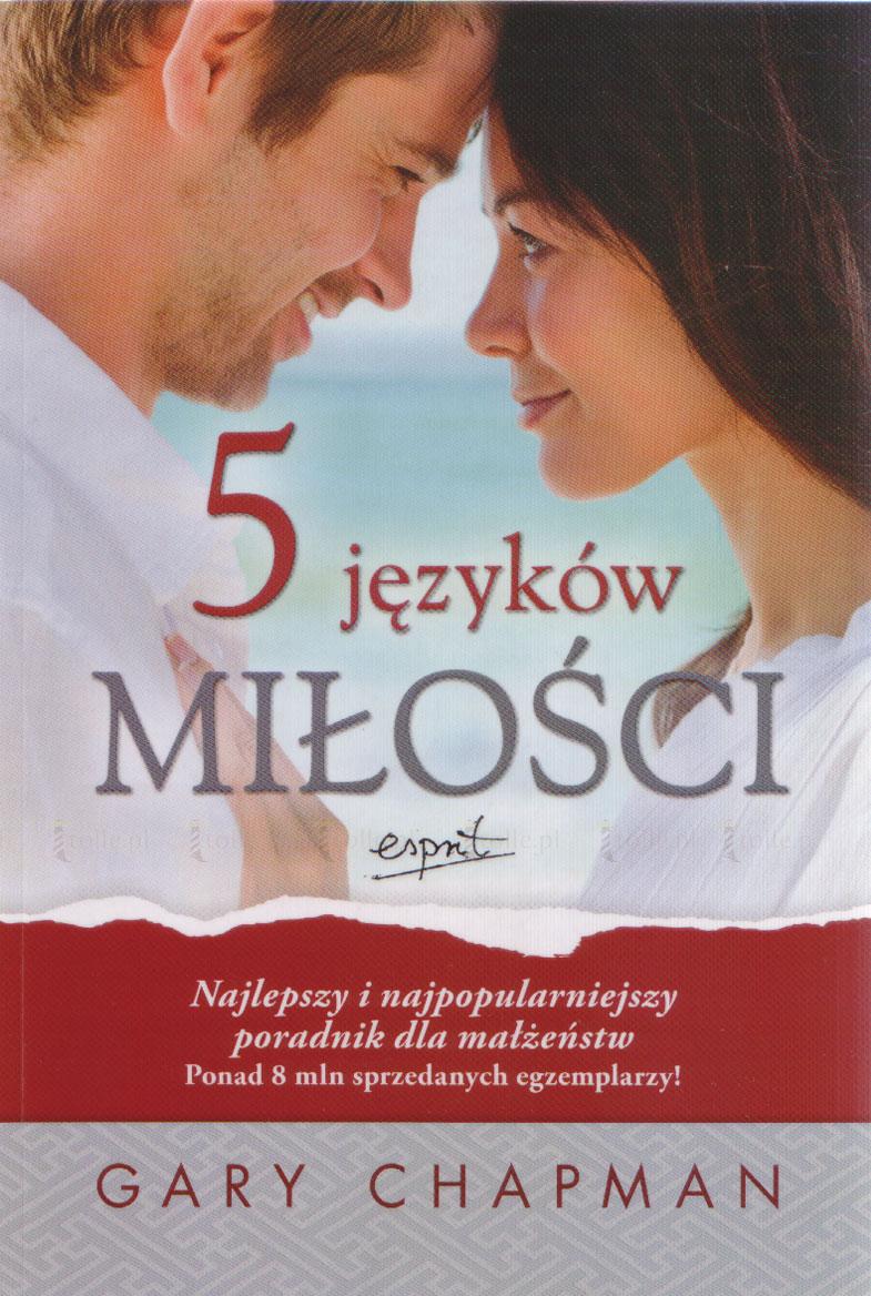 5 języków miłości - Klub Książki Tolle.pl