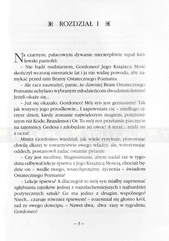 Anhar. Powieść antymagiczna - Klub Książki Tolle.pl