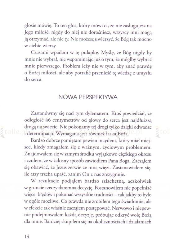 Bóg Cię kocha i nic nie możesz na to poradzić - Klub Książki Tolle.pl