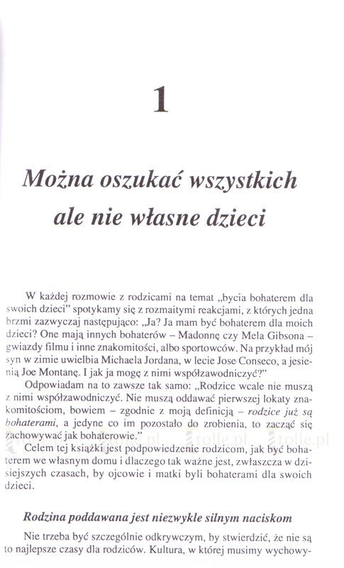 Jak być bohaterem dla swoich dzieci - Klub Książki Tolle.pl