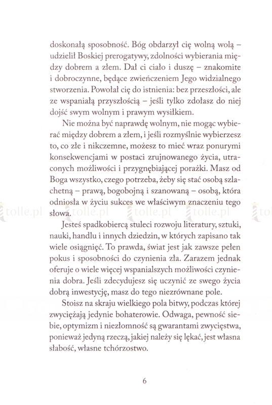 Charakter i sukces. Jak osiągnąć trwałe szczęście i powodzenie w życiu - Klub Książki Tolle.pl