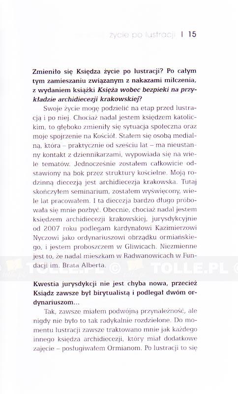 Chodzi mi tylko o prawdę - Klub Książki Tolle.pl