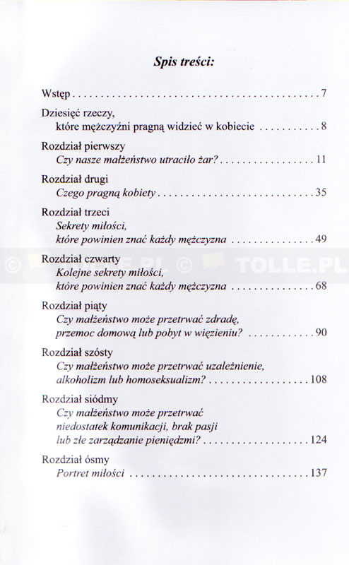 Czego pragnie mężczyzna w kobiecie - Klub Książki Tolle.pl